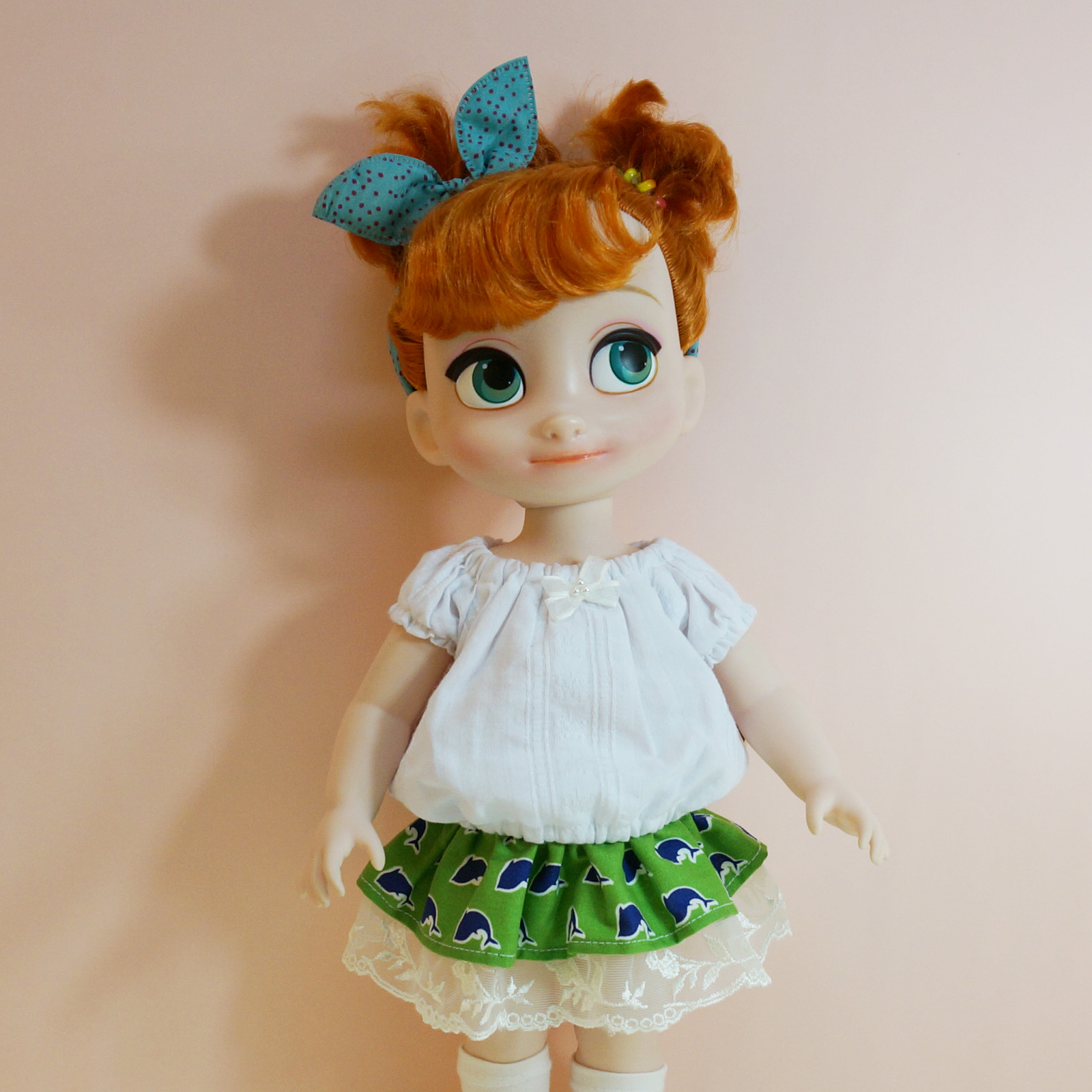 Disney Princess Toddler Doll With Dress: Disney Baby Doll Clothes Dolphine Set Clothing Animator's