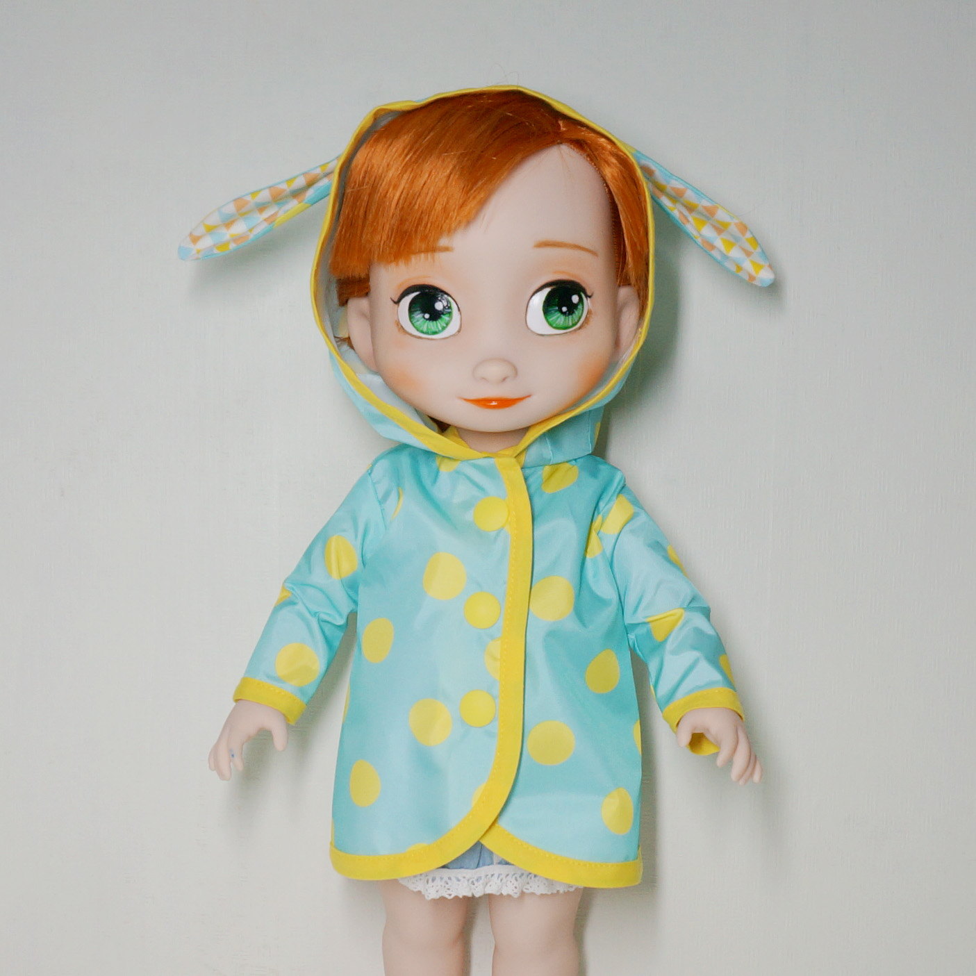 Disney Princess Doll Clothes: Disney Baby Doll Clothes Outer Raincoat Clothing Animator
