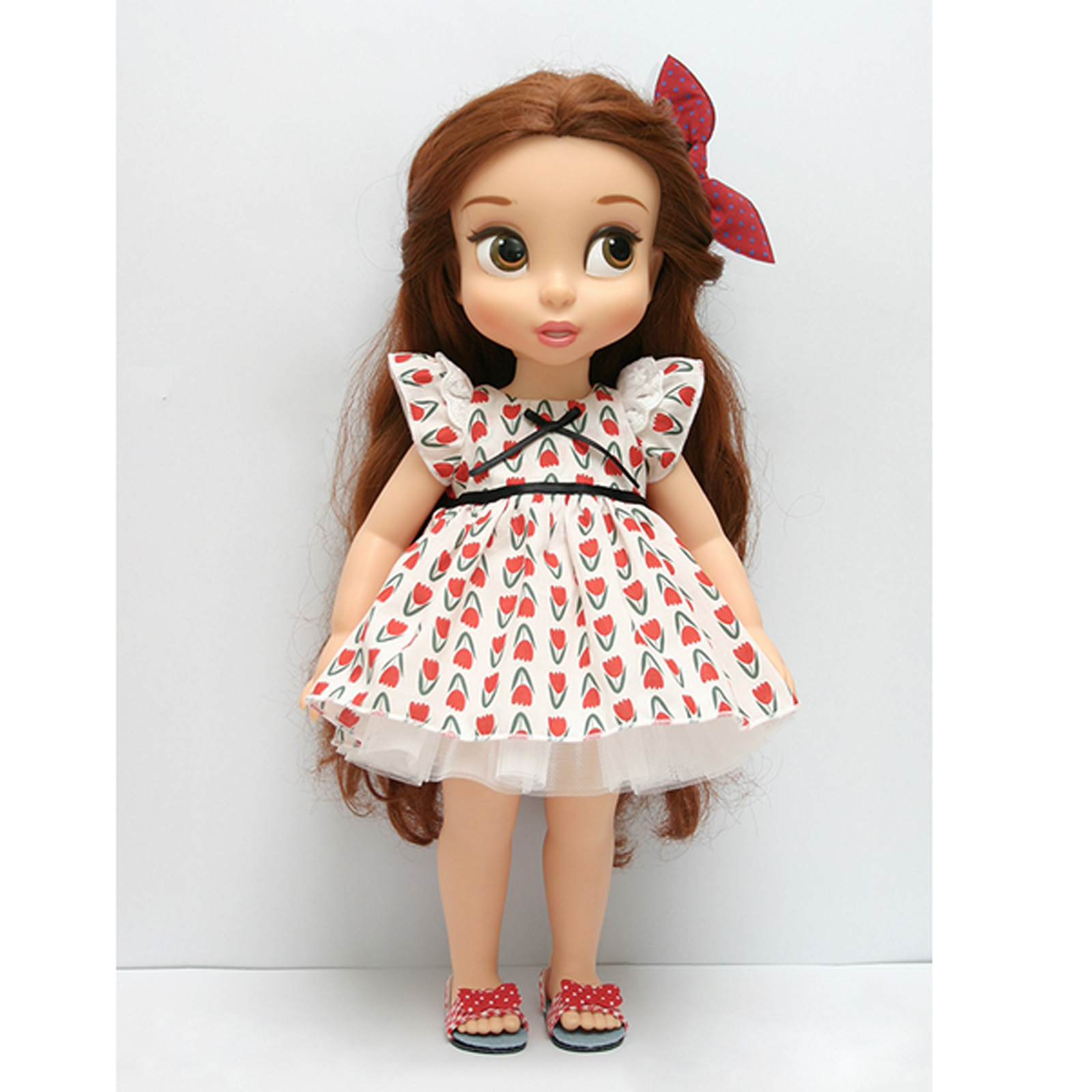 Cinderella Baby Doll Dress On Storenvy: Disney Baby Doll Clothes Dress Clothing Red Flower