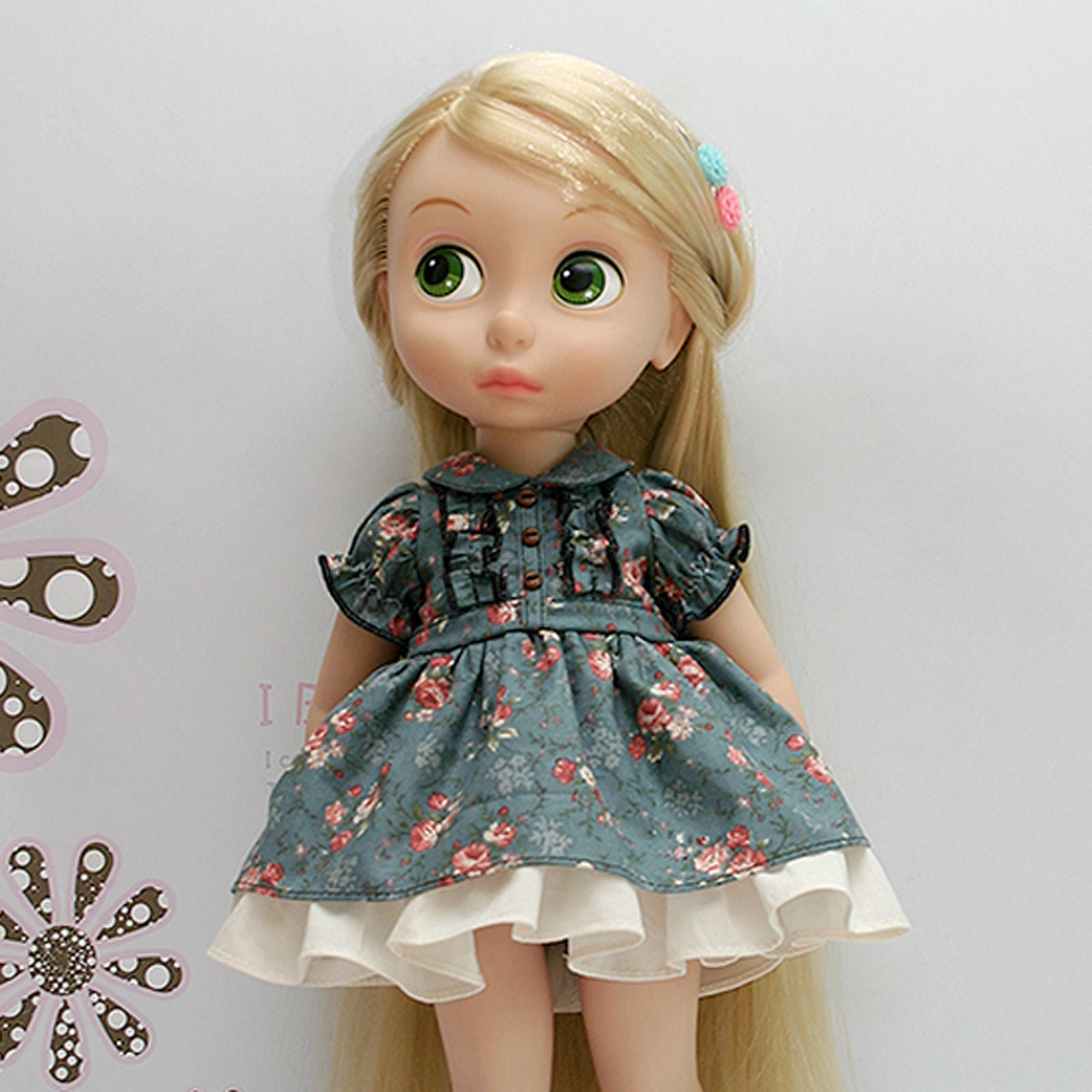 Disney Baby doll clothes dress clothing retro flower