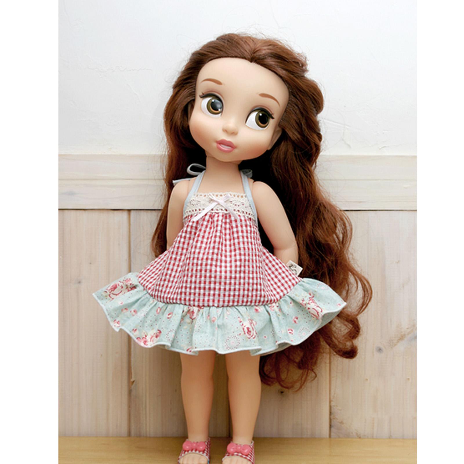 Disney Princess Doll Clothes: Disney Baby Doll Clothes Dress Clothing Halter Neck