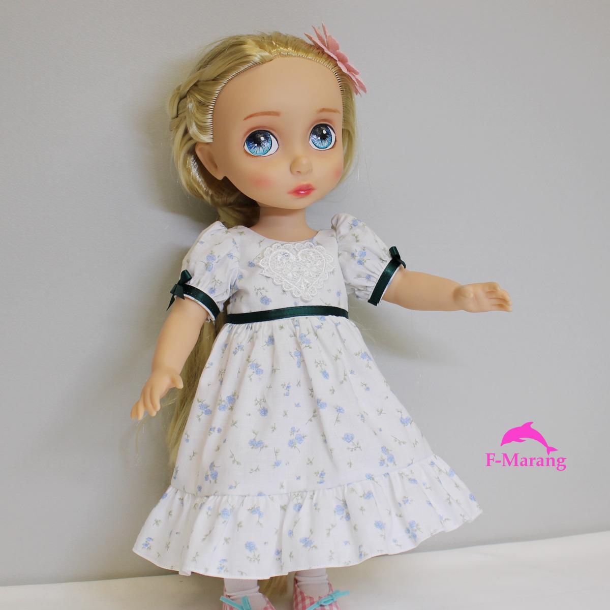 Disney Animators Collection Dolls Clothes