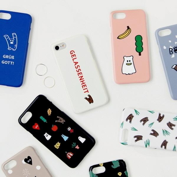 GHOSTPOP PHONE CASE-iPHONE 7DIGITAL/휴대폰/태블릿PC/아이폰7/7플러스/하드케이스