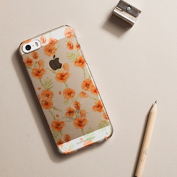 Floral Limpid Phone CaseDIGITAL/휴대폰/태블릿PC/아이폰5/5S/하드케이스