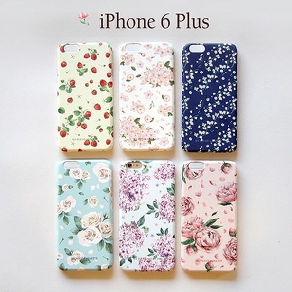 Floral Phone Case-iPhone6 PlusDIGITAL/휴대폰/태블릿PC/아이폰6/6플러스/하드케이스