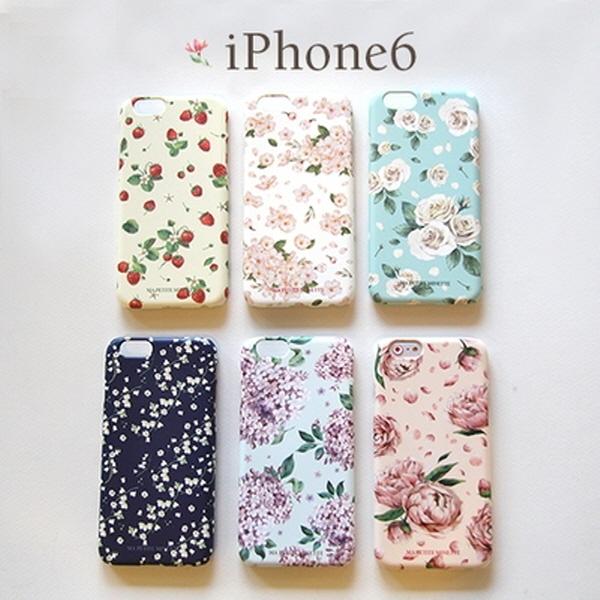 Floral Phone Case-iPhone6DIGITAL/휴대폰/태블릿PC/아이폰6/6플러스/하드케이스