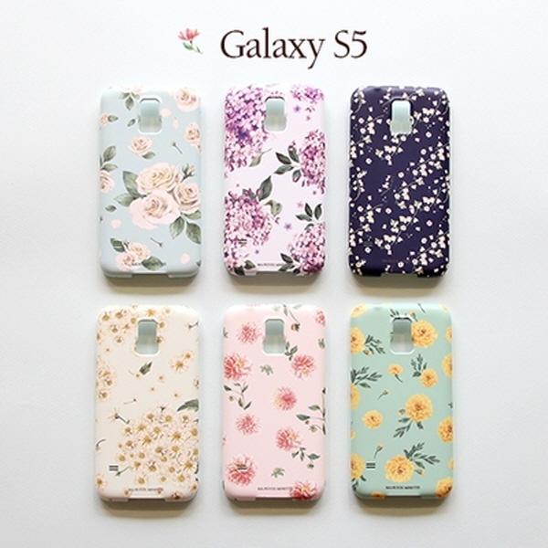 [현재분류명],180707AJB-15362 Floral Phone Case_Galaxy S5,DIGITAL,휴대폰,태블릿PC,삼성,스마트폰케이스