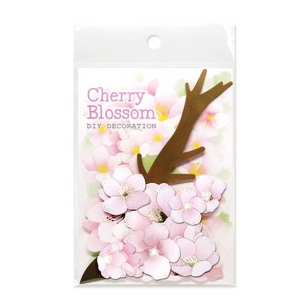 [현재분류명],180822AJB-17089 벚꽃카드 JD-11,디자인문구,편지,카드,카드,일러스트카드