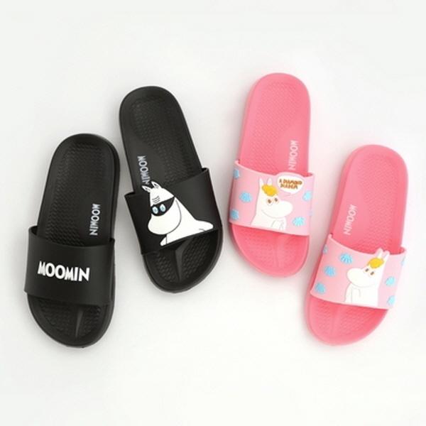 [현재분류명],180822AJB-17094 Moomin PVC 슬리퍼 VER.3,패션,여성슈즈,샌들,플리플랍,슬리퍼