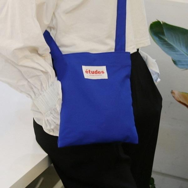 [현재분류명],180822AJB-17105 etudes PASSPORT BAG,패션,여성가방,크로스백,캔버스,면