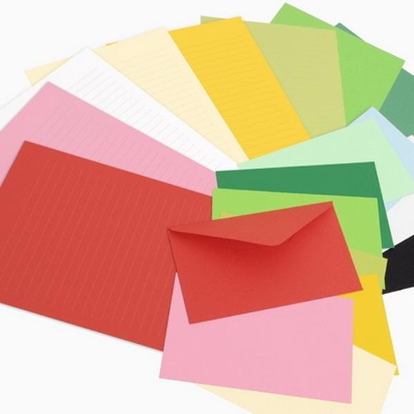 [현재분류명],180822AJB-17214 비비드 컬러 편지지 5set,디자인문구,편지,카드,편지,디자인편지