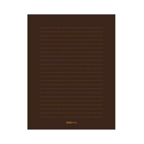 [현재분류명],180822AJB-1656 요떼아모 편선지35-플라이크 123 갈색,GIFT,편지,카드,편지,디자인편지