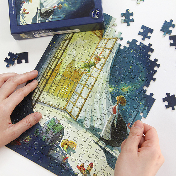 인디고 일러스트 피터팬 퍼즐 150PCS