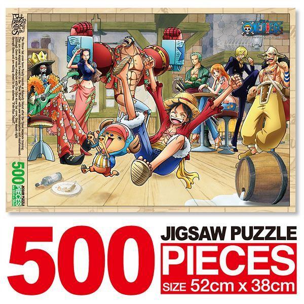원피스 파티타임 직소퍼즐 500PCS