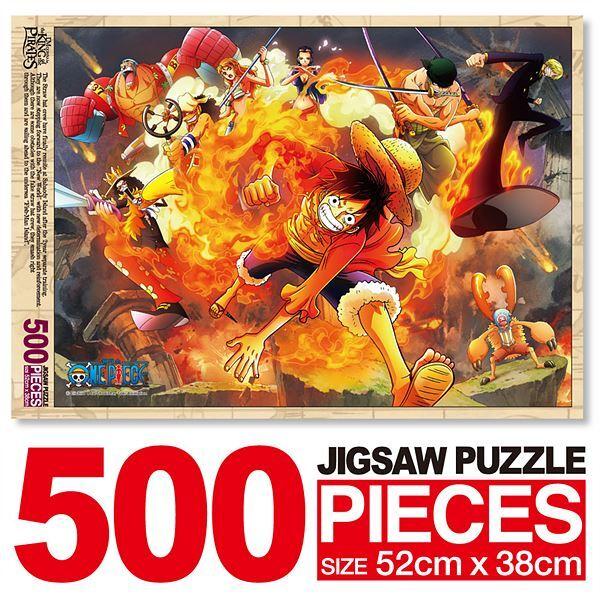 원피스 불굴의 투지 직소퍼즐 500PCS