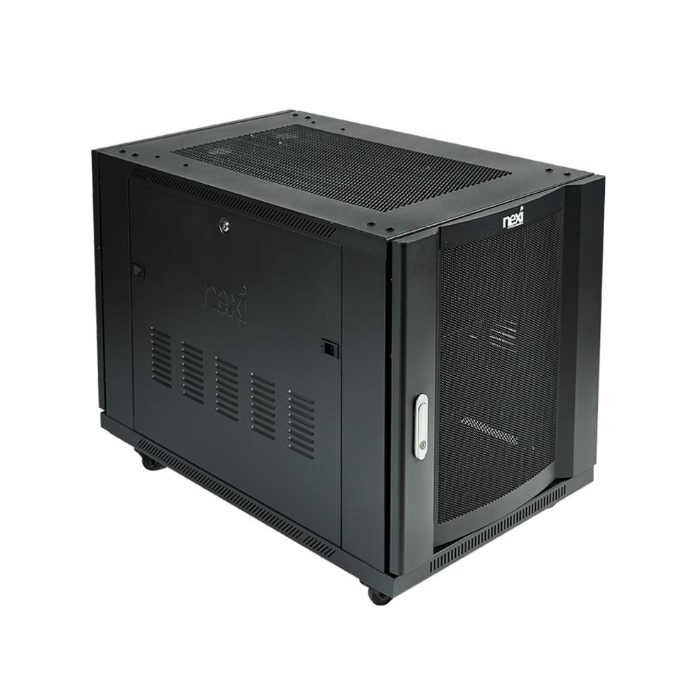서버랙 SH750 H750xW600xD1000 15U 스크류제공 허브랙