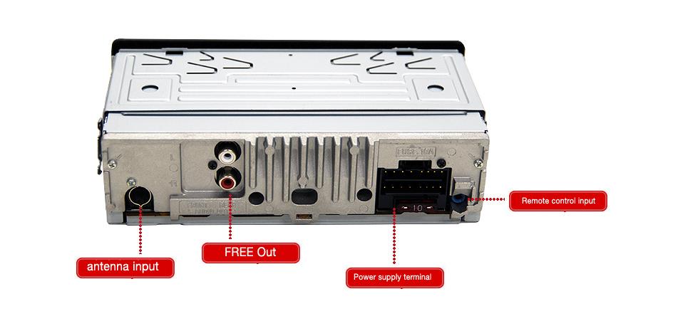 Sony Dsx A30 Car Digital Media Receiver Usb Aux In Stereo