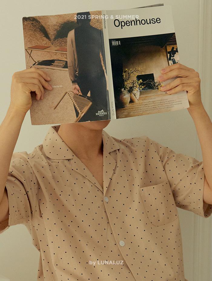 남성 베티 코튼 상하(반소매카라넥) 21-02811