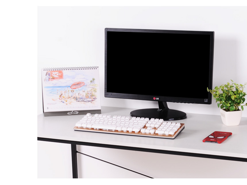 엔조이리빙 컴퓨터책상 - 이지핏, 26,900원, DIY 책상/의자, DIY 책상/테이블