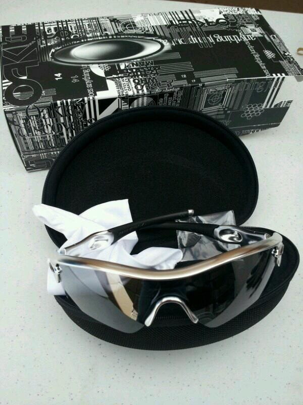 7287e0bac39 Oakley Radar Path Polished Aluminum « Heritage Malta