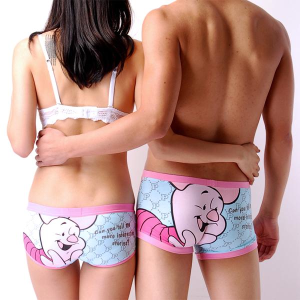 Milky panties fisitng