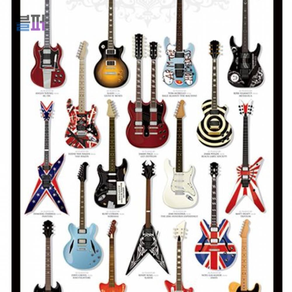 159371(PP31967)기타 헤븐 - Guitar heaven(포스터만)