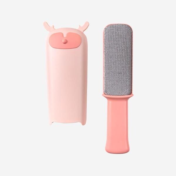 [피카노리]  반려동물 브러쉬(핑크) -PECA8207PK- 이미지