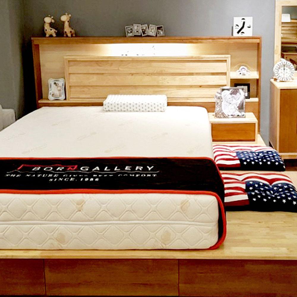 엘린시리즈 원목 침대