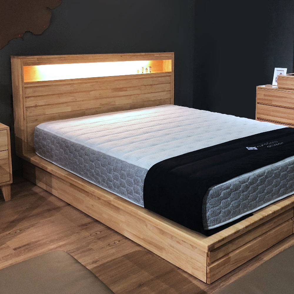 러버트리 시리즈 침대