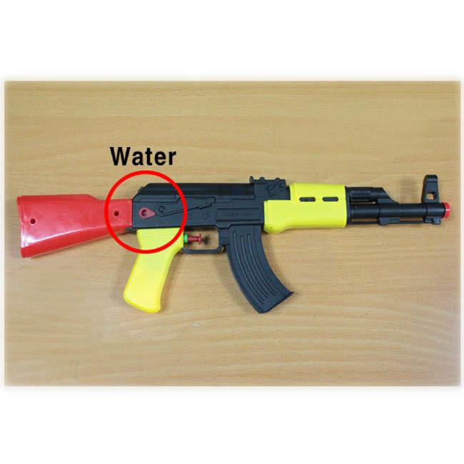 Super Soaker Water Guns With Backpack Water Gun AK47 Rifle P...