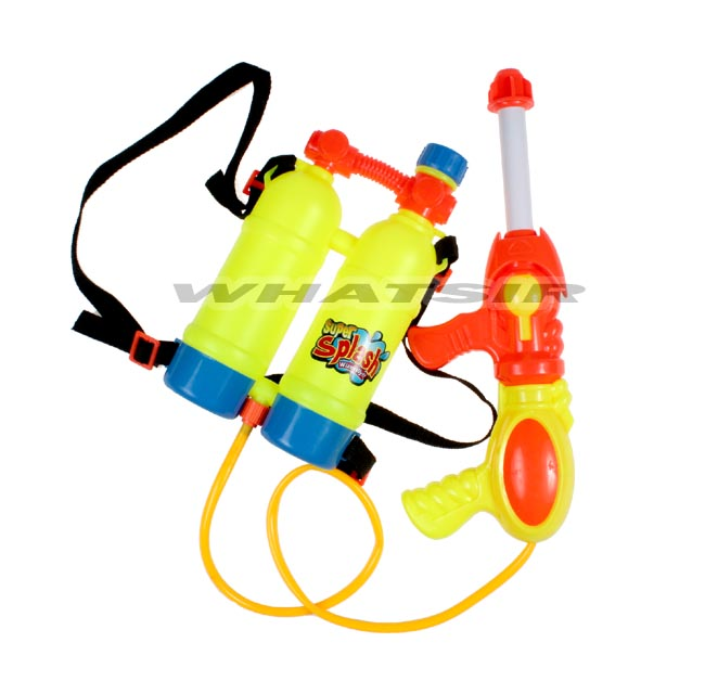 Super Soaker Water Guns With Backpack Double Bottle Backpack...