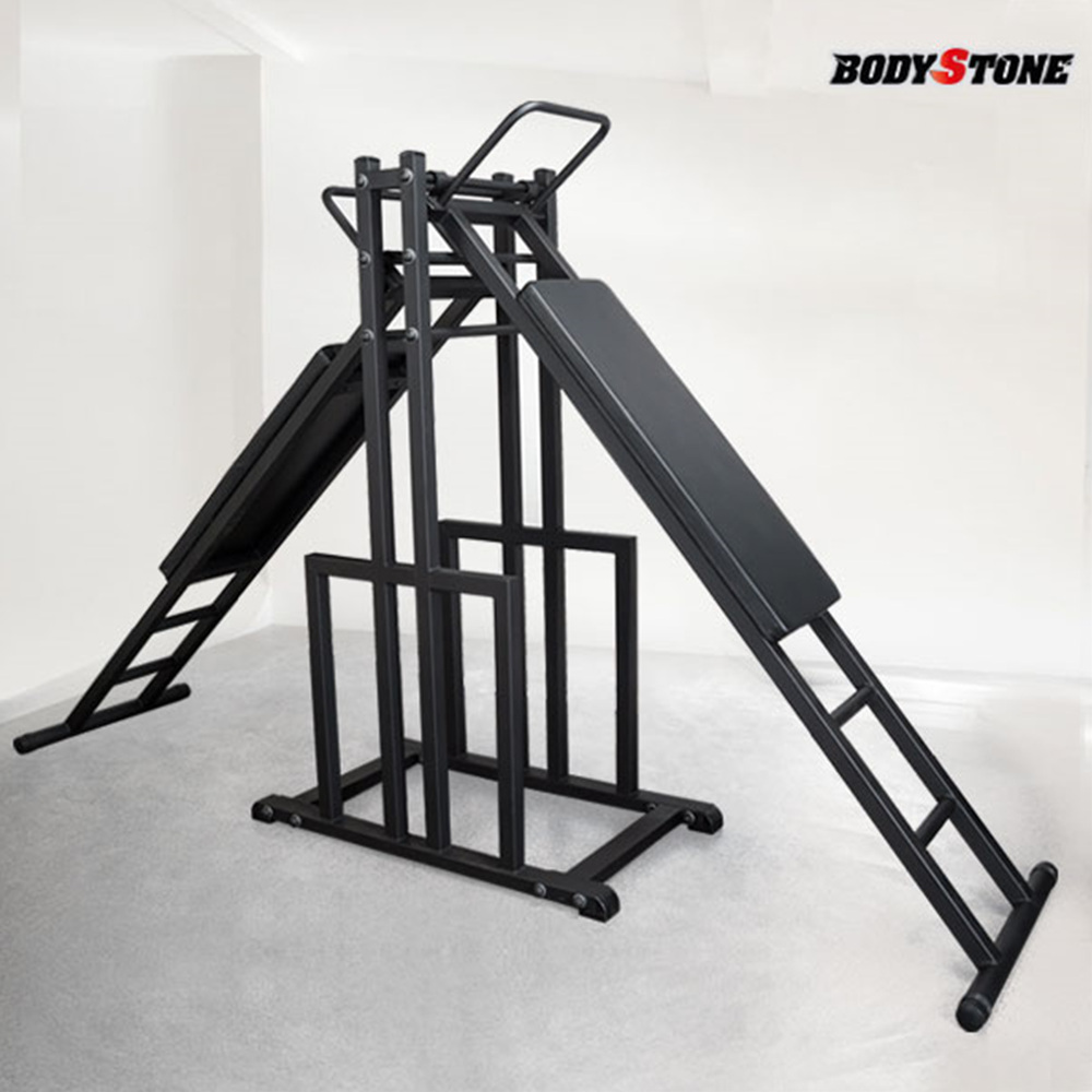 Bst  [LRB-2300]레그레이즈 벤치& 랙/하체운동/다리운동/하복부운동/코어운동/엉덩이근육강화/둔근운동
