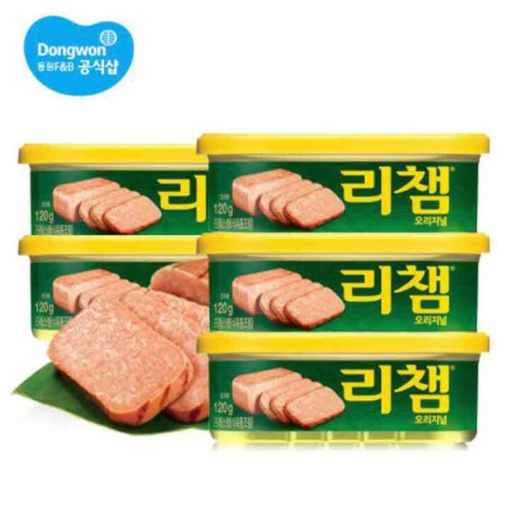 Wm 리챔 오리지널 120g*10캔 (120g)