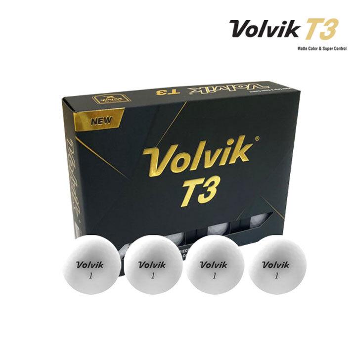 Wm 볼빅 T3 화이트 12구 (화이트12구)