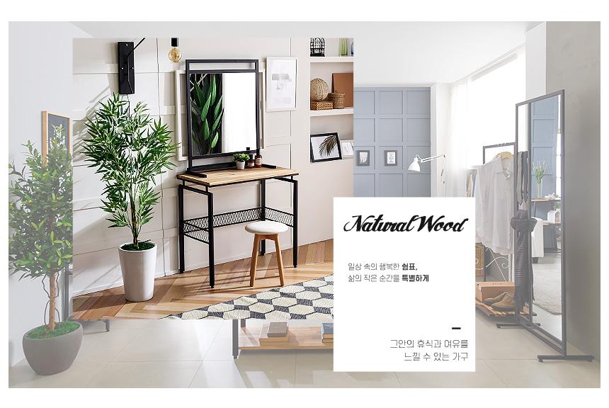 스틸 아카시아 사각 철재콘솔거울 - 동화속나무, 158,600원, 거울, 벽걸이거울