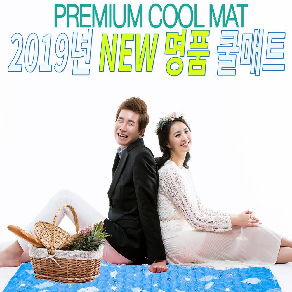 2019년 해바라 프리미엄 쿨매트 특대형세트