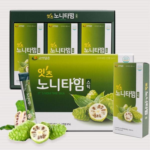 [개성인삼농협] 고이담은 잇츠노니타임스틱 15ml x 30포