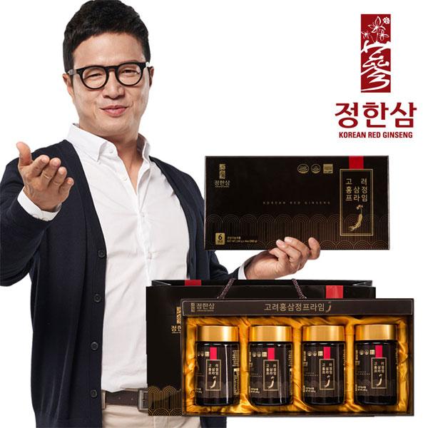 [개성인삼농협] 정한삼 고려홍삼정 프라임 4P