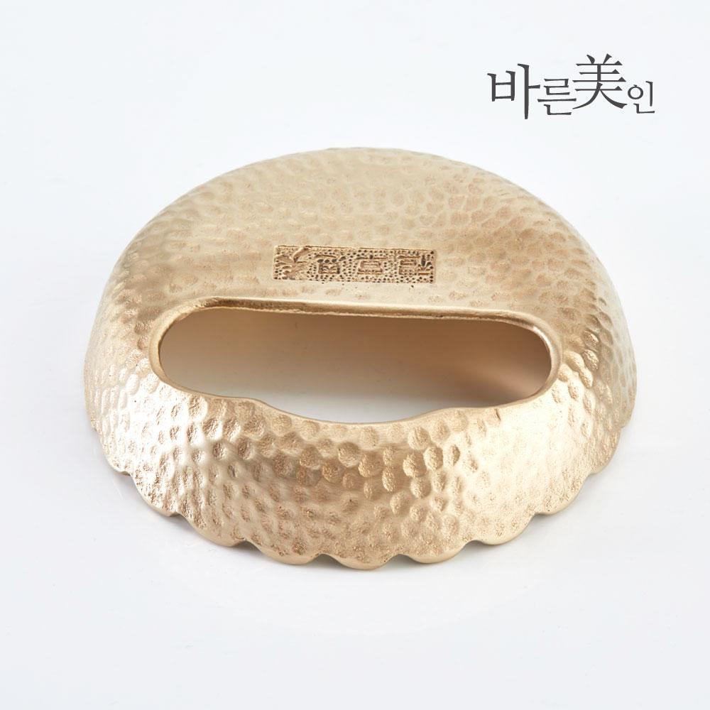 [바른미인] 방짜유기 한손괄사