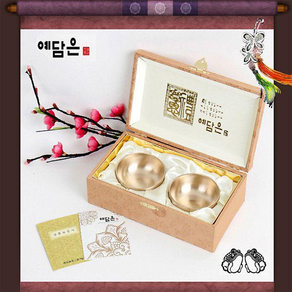 [회원 전용 상품] 황금복잔 2P