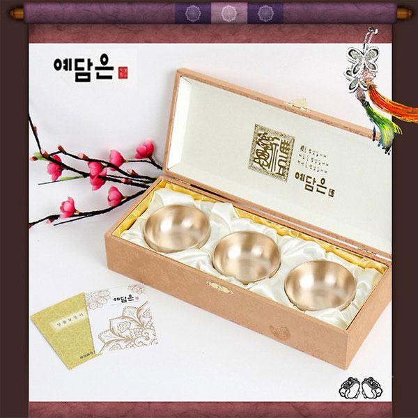 [회원 전용 상품] 황금복잔 3P
