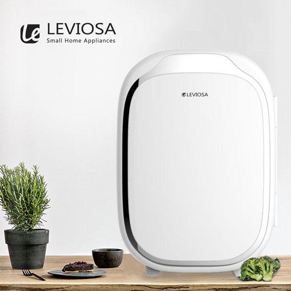 [LEVIOSA] 레비오사 멀티 미니 냉장고 6L(차량_가정용)_ LE-RFI01
