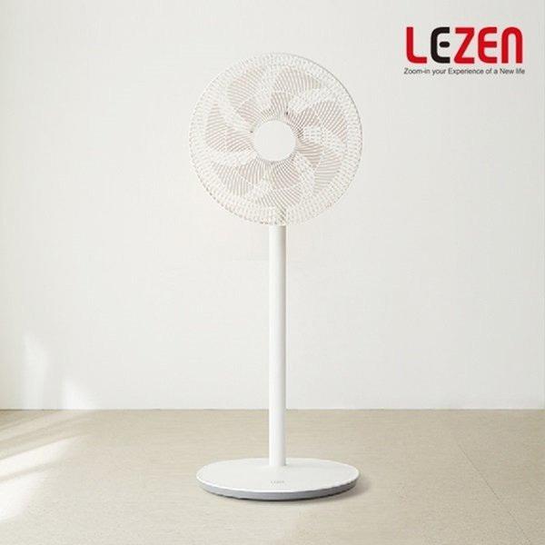 [20년 신상품] [LEZEN] 르젠 13인치 스탠드 써큘레이터 선풍기, LZEF-610WF