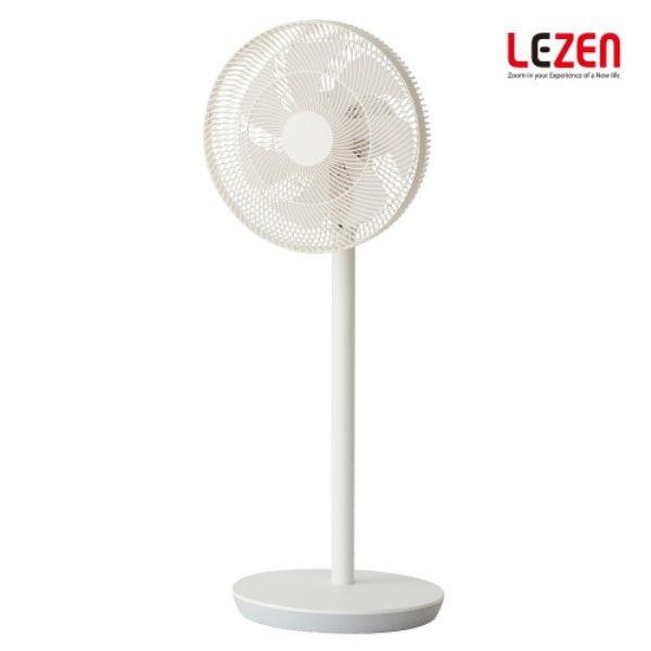 [20년 신상품] [LEZEN] 르젠 BLDC모터 24단 리모컨 선풍기, LZEF-D101W