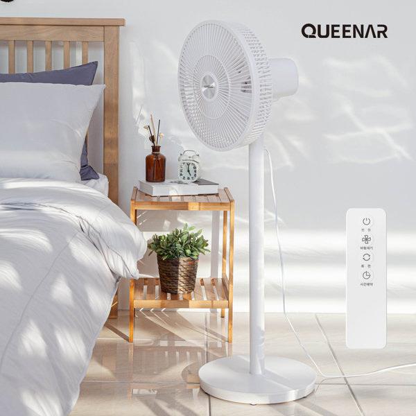 [퀸나] 큐플렉스 14인치 디지털 서큘레이터, QN-CL8000W