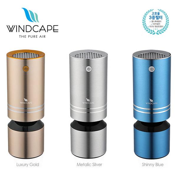 [WINDCAPE] 윈드케이프 프리미엄 차량용 공기청정기_ WJ-101V