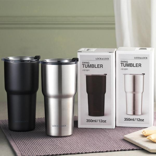 [락앤락] 보냉보온 커피한잔 350ml 스윙 텀블러