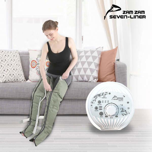 홈쇼핑HIT상품 [세븐라이너] 에어라이너 05 (공기압 마사지기)