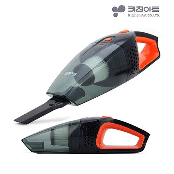[키친아트] 렉스 차량용 청소기 12V PK-901+D19
