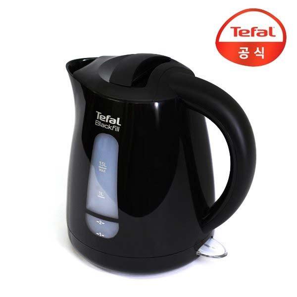 [Tefal] 테팔 블랙필(Blackfill)무선주전자 KO2998